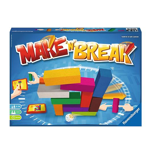 GAMES – MAKE`N`BREAK – Fuori catalogo