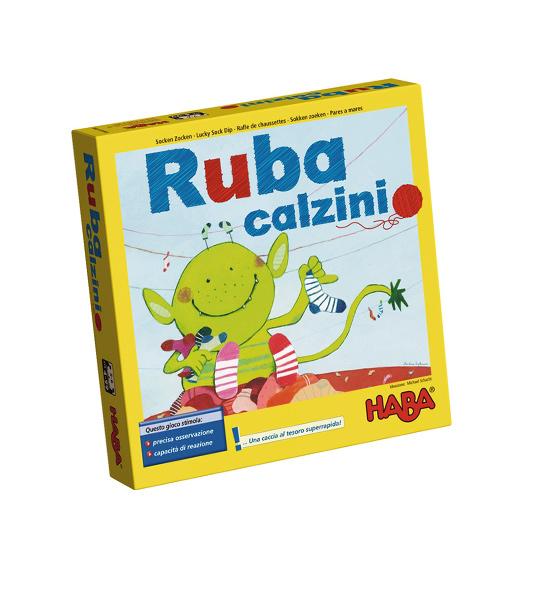 RUBA CALZINI
