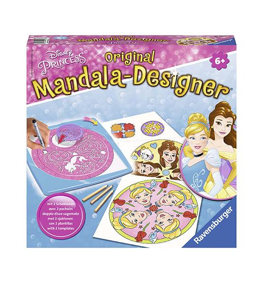 MANDALA DESIGNER – DISNEY PRINCESS – Fuori catalogo