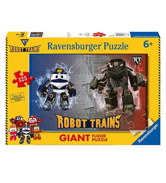 125pz. – ROBOT TRAINS – Fuori catalogo