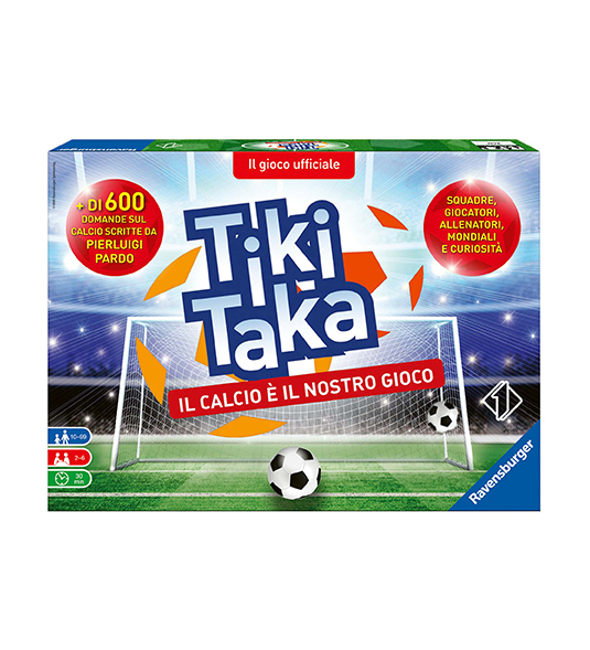 GAMES – TIKI TAKA