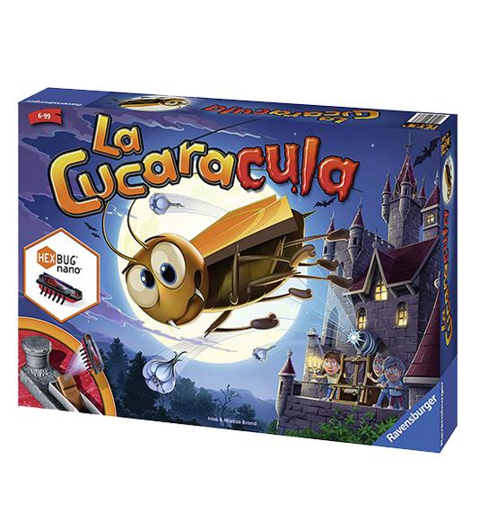 GAMES – LA CUCARACULA