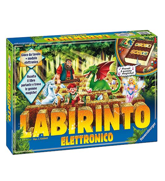 LABYRINTH – LABIRINTO ELETTRONICO – Fuori catalogo