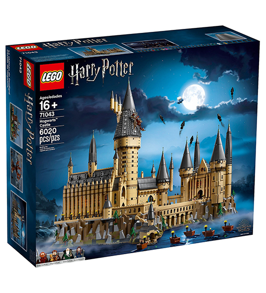 HARRY POTTER – CASTELLO DI HOGWARTS