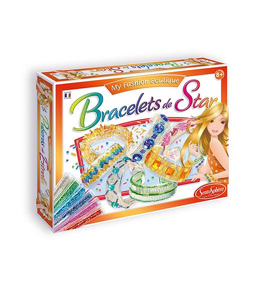 BRACELETS DE STAR – 5 BRACCIALETTI