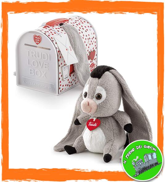 LOVE BOX – ORECCHIOTTI ASINO – XS – Fuori catalogo