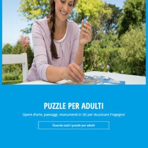 Puzzle per Adulti