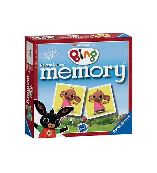 MINI MEMORY – BING – Fuori catalogo