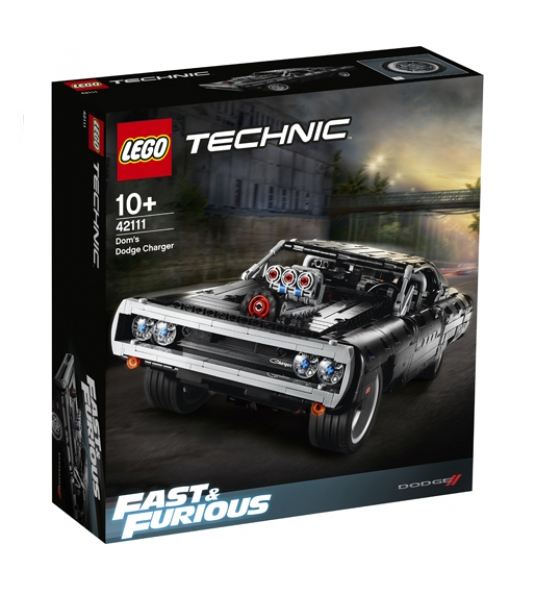TECHNIC – DODGE CHALLENGER FAST & FURIOUS