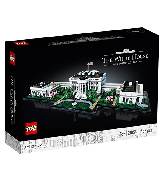ARCHITECTURE – THE WHITE HOUSE