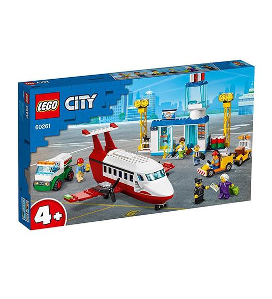 CITY – AEROPORTO CENTRALE