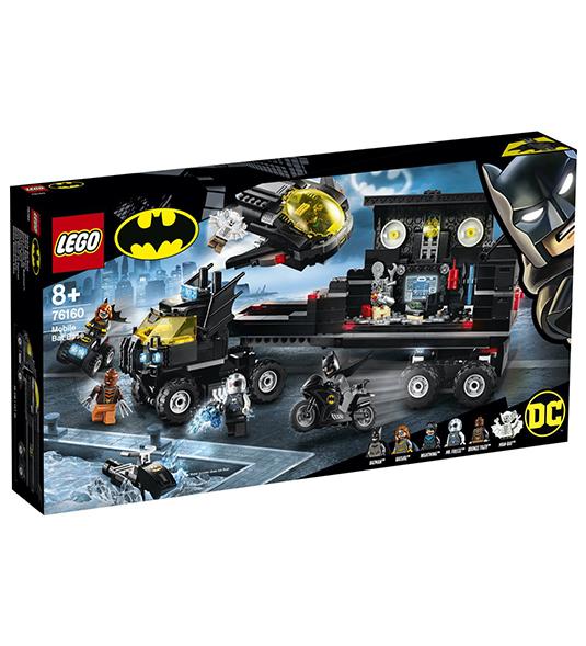 DC – BAT-BASE MOBILE
