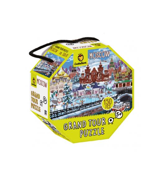 GRAND TOUR PUZZLE – MOSCA 150pz. – Fuori catalogo