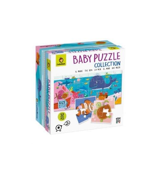 BABY PUZZLE 32pz. – IL MARE – Fuori catalogo