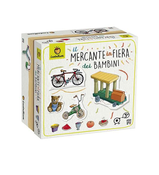 FAMILY GAME – IL MERCANTE IN FIERA DEI BAMBINI