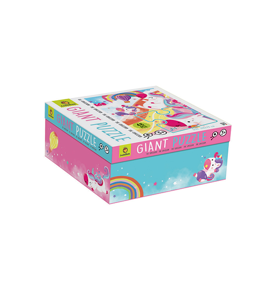 GIANT PUZZLE 48 PCS  Magic unicorn