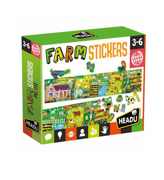 GIOCHI – FARM STICKERS