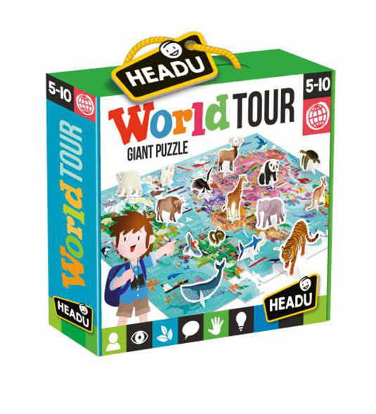 GIOCHI – WORLD TOUR