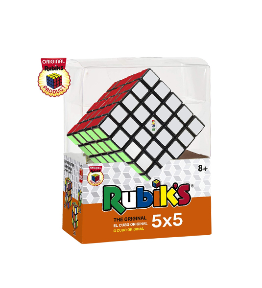 RUBIK`S – CUBO 5×5
