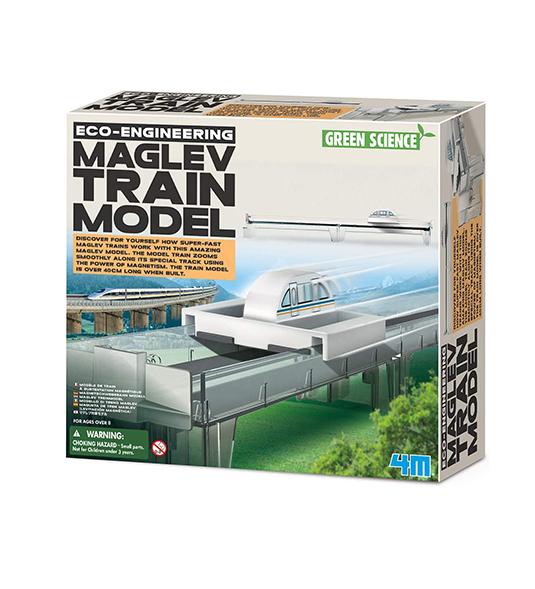 4M – MAGLEV TRAIN MODEL