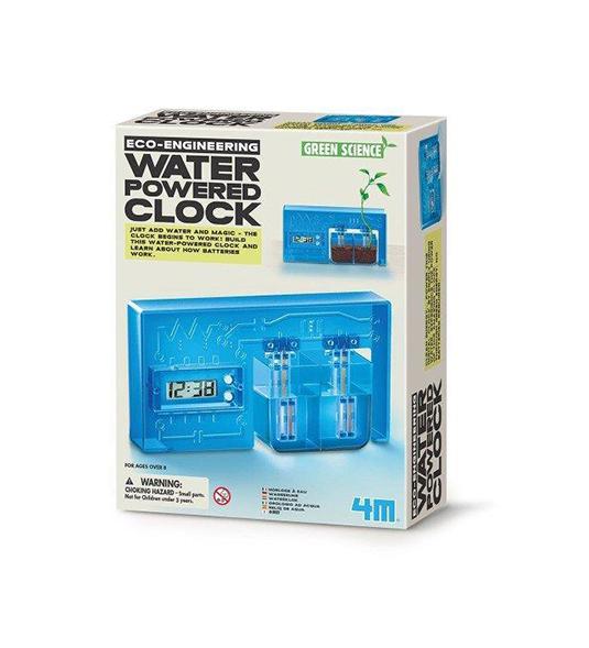 4M – WATER CLOCK