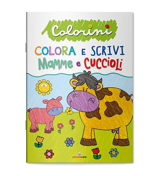 COLORINI – MAMME E CUCCIOLI