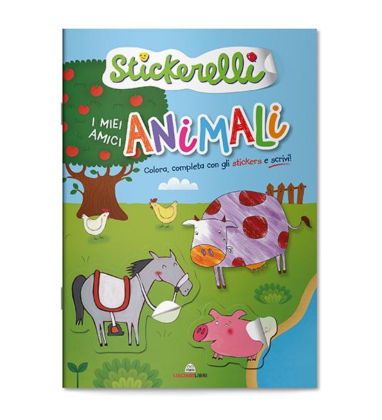 STICKERELLI – I MIEI AMICI ANIMALI
