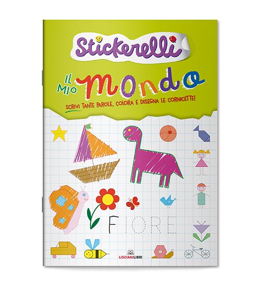 STICKERELLI – IL MIO MONDO