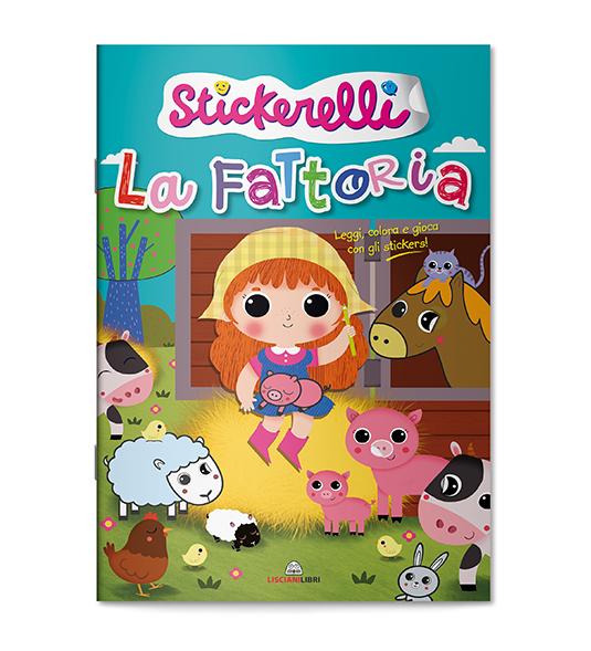 STICKERELLI – LA FATTORIA