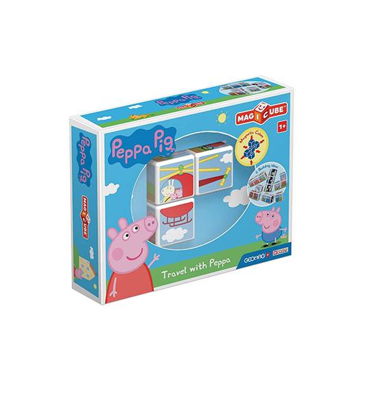 MAGICUBE – PEPPA PIG TRAVEL WITH PEPPA