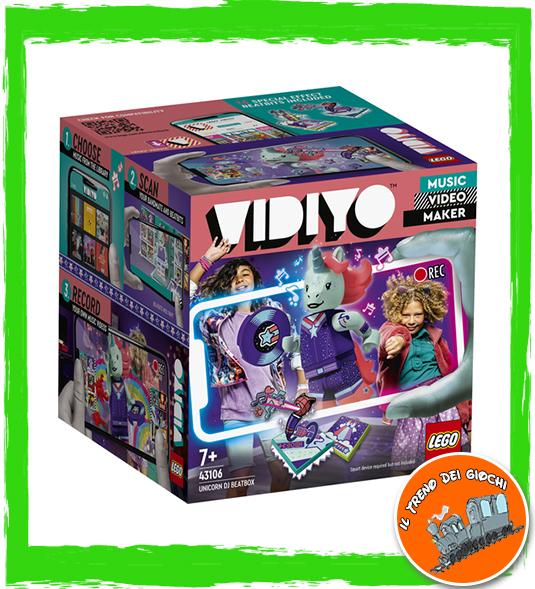 VIDIYO – UNICORN DJ BEATBOX