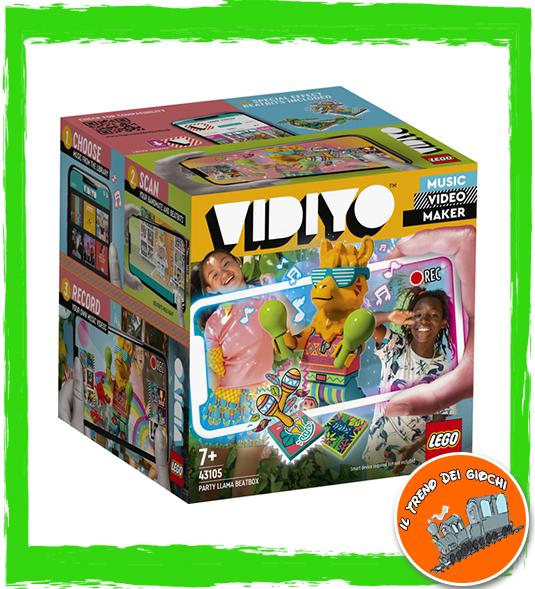 VIDIYO – PARTY LLAMA BEATBOX