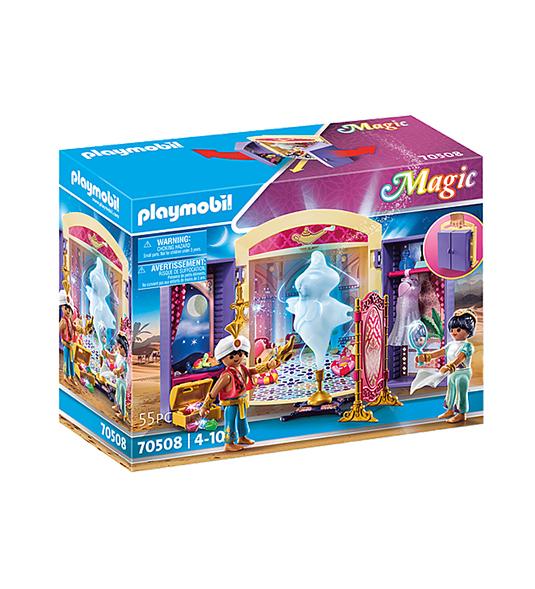 """MAGIC – PLAYBOX """"PRINCIPESSA D'ORIENTE CON GENIO"""""""
