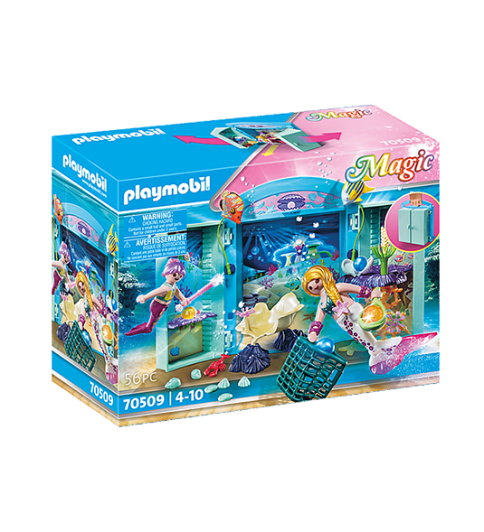 "MAGIC – PLAYBOX ""CAMERA DELLA PICCOLA SIRENA"""