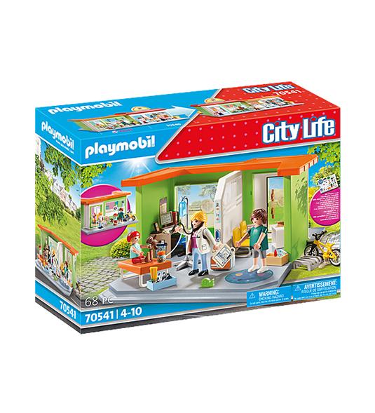 CITY LIFE – CLINICA PEDIATRICA