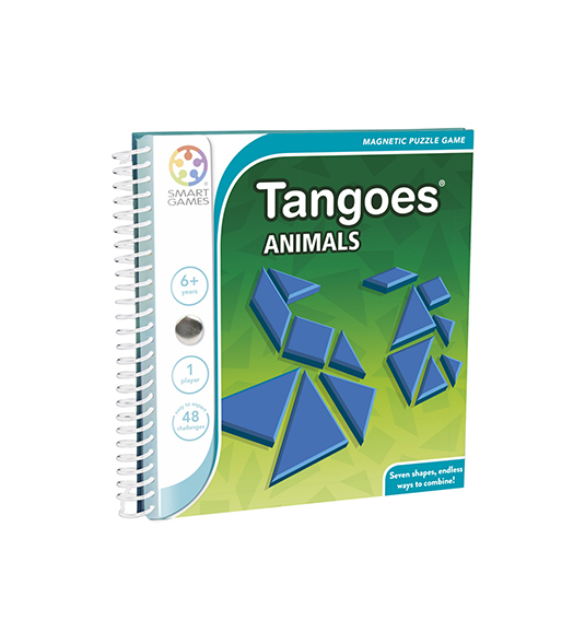 SMART GAMES – TANGOES ANIMALS