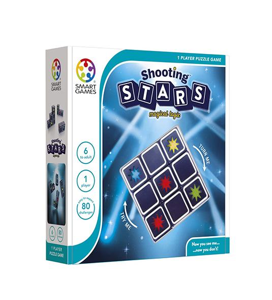 SMART GAMES – SHOOTING STARS – MAGICAL LOGIC