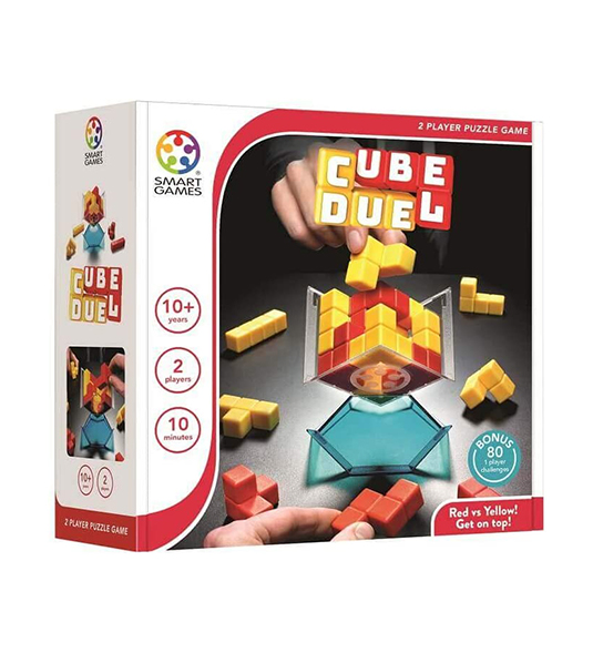 SMART GAMES – CUBE DUEL