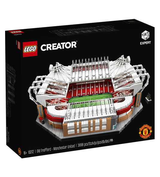 CREATOR EXPERT – OLD TRAFFORD – MANCHESTER UNITED
