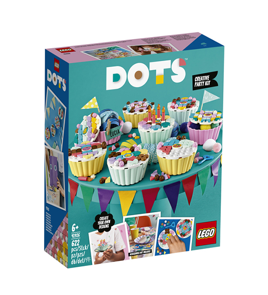 DOTS – KIT PARTY CREATIVO