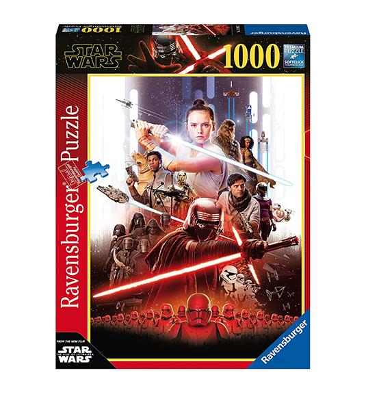 1000pz. DISNEY – STAR WARS 9 (A)