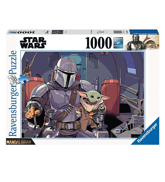 1000pz. DISNEY – THE MANDALORIAN