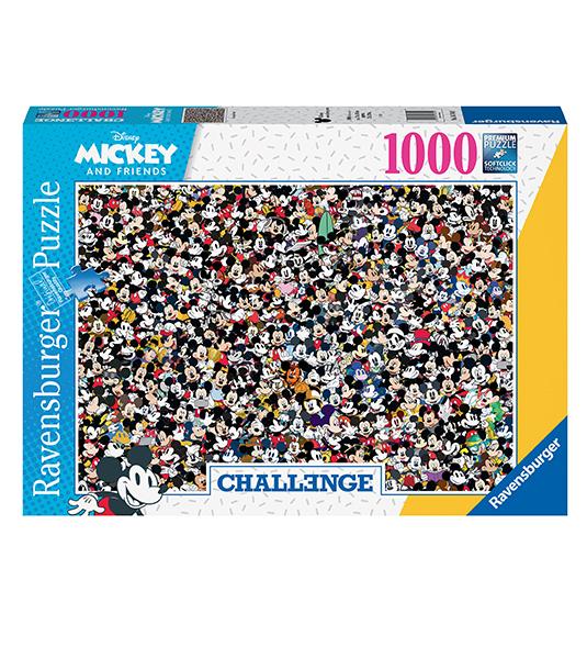 1000pz. DISNEY – CHALLENGE MICKEY