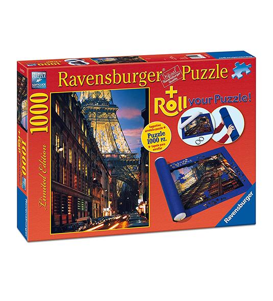 ROLL YOUR PUZZLE XL CON 1000pz. PARIGI – Fuori catalogo