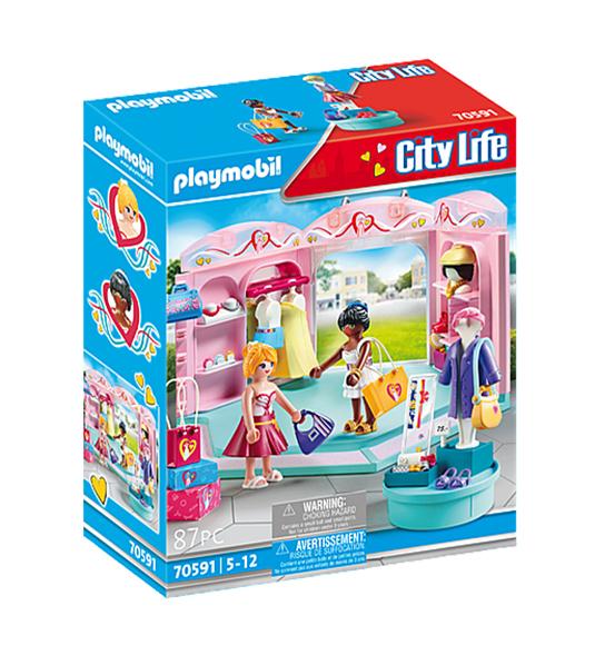 CITY LIFE – FASHION BOUTIQUE