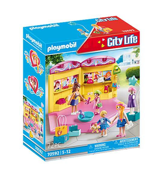 CITY LIFE – FASHION KIDS STORE