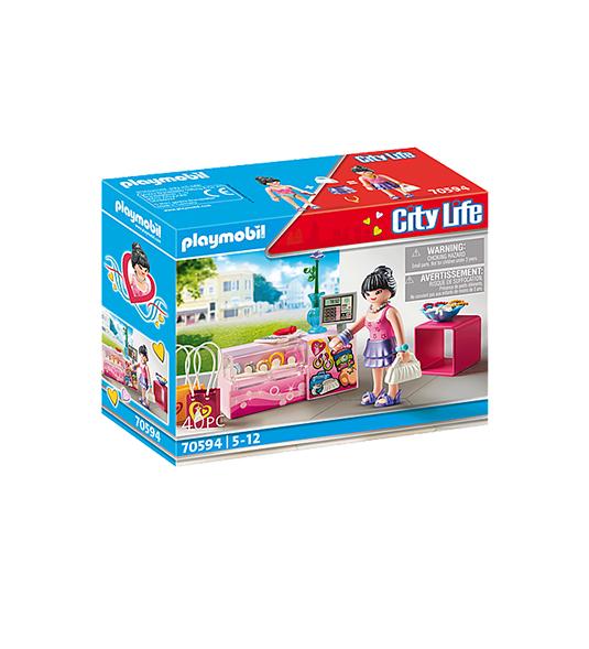 CITY LIFE – FASHION ACCESSORIES AREA