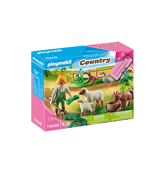 "COUNTRY – GIFT SET ""CONTADINA"""