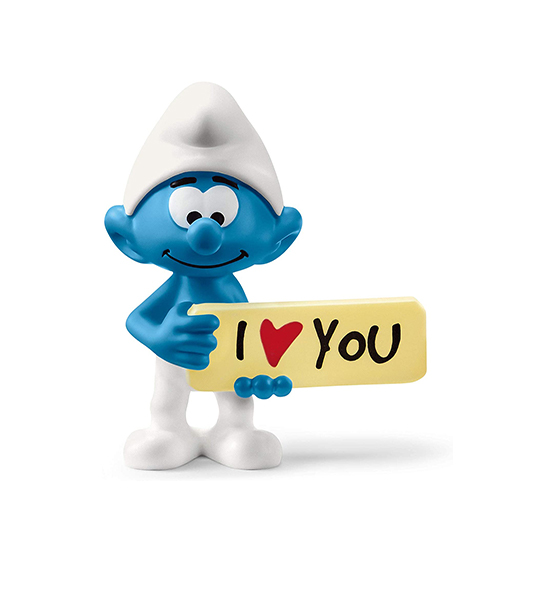 THE SMURFS – PUFFO I LOVE YOU