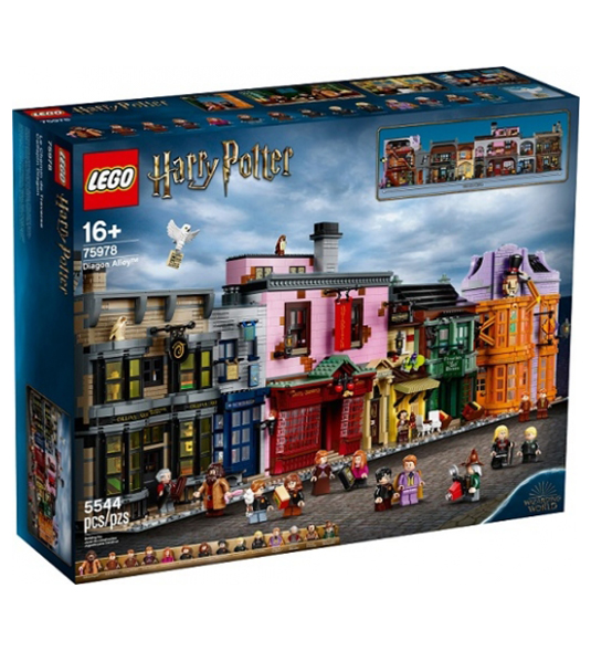 HARRY POTTER – DIAGON ALLEY